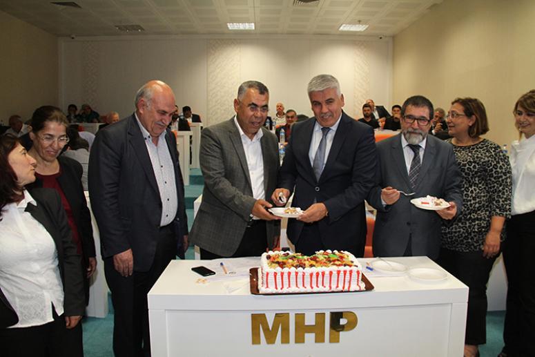 Serik Belediyesi Nisan Ayı Meclis toplantısı yapıldı
