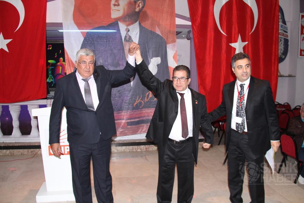 CHP'nin yeni başkanı Abdullah Akbaba oldu