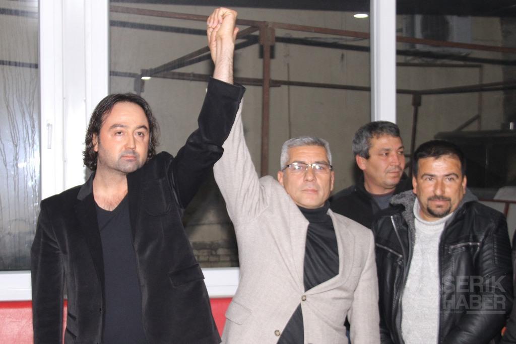 Erdal Çam, Seçime Yunus Çalışkan'la devam dedi