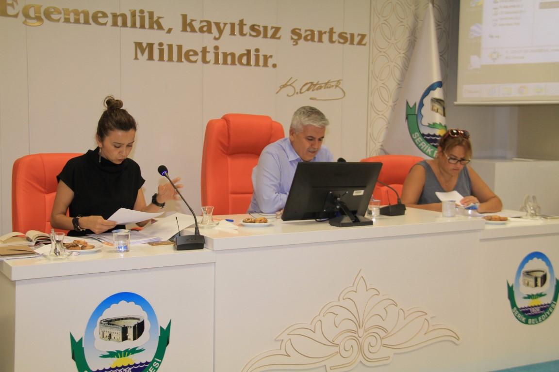 Eylül Meclis Toplantısında Kıbrıs Gazileri için Kıbrıs Gezisi