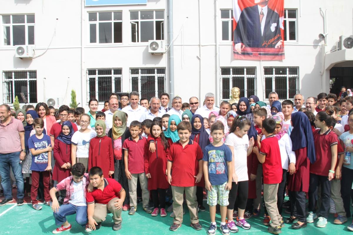 2017-2018 Eğitim Öğretim Yılı ilköğretim haftası programı yapıldı