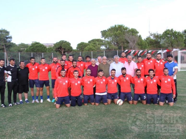 Serik Belediyespor yeni sezon açılışını yaptı
