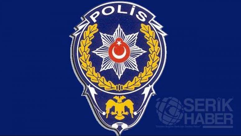 Aranan suçlular Serik'te yakalandı