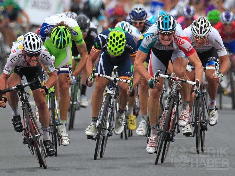 Türkiye Bisiklet Şampiyonası Serik'te