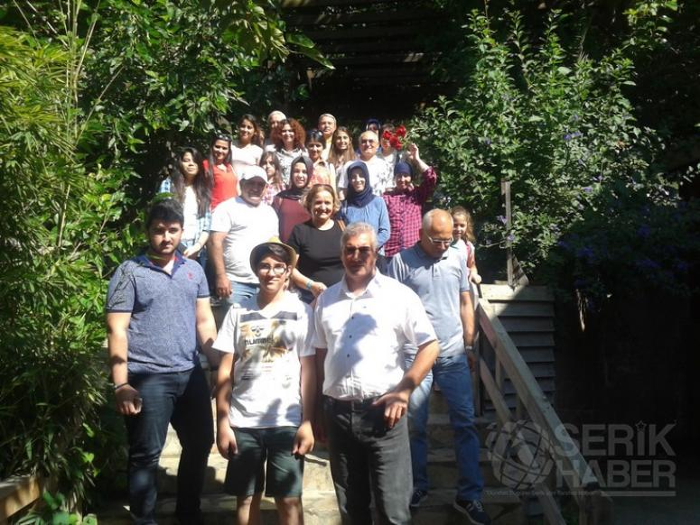 Atatürk Anadolu Lisesi'nden LYS öncesi moral kahvaltısı