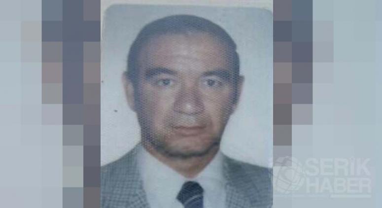 Emekli büyükelçi kalp krizinden öldü