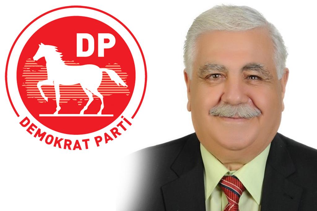 DP İl Başkan Yardımcısı Ali Mutaf Görevinden İstifa Etti