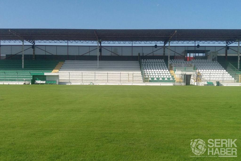 İsmail Ogan Maça Hazır, Haydi Serik Maça